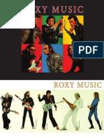 Presentación Roxy Music