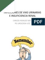 Infecciones de Vias Urinarias e Insuficiencia Renal