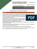 Xxiii Gabarito Completo - Direito Administrativo