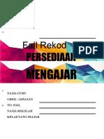 Rekod Persediaan Mengajar 2019.docx