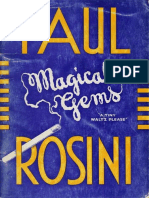 Paul Rosini's Magical Gems