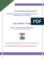 molecular spectroscopy Manmohan univ.pdf