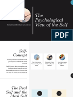 The Psychological View of the Self