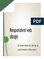 Responzivni dizajn