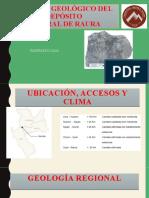 Excavacion de Tuneles Exposicion