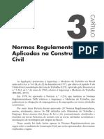 SST_NR Aplicáveis Construção Civil