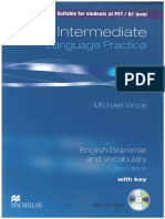 Michael Vince- Intermediate Language Practice