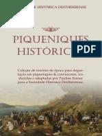 Receitas para Piqueniques Históricos