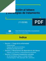 Tabaquismo Champix Informacion