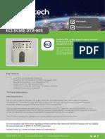 ECI DCME DTX-600 - Carritech Telecommunications