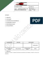 PG SGI 15 - GAIA Gerenciamento de Aspectos e Impactos Ambientais