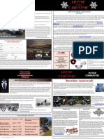 Motorcycle Winter Newsletter 2008