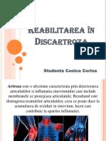 Reabilitarea în Discartroza.pptx