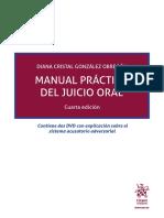 Manual Práctico del Juicio Oral (Cuarta edición)