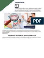 6 Modelo de Negocio de las Aplicaciones Móviles - Master En Marketing™