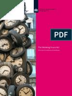 Brochure de Arbeidstijdenwet Engels