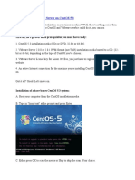 How to Install VMware Server on CentOS 5