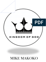 The Kingdom of God by Mike Makoko