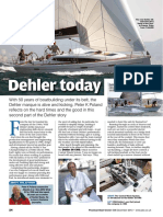 PBO Article Dehler Sailboat