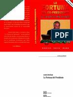 365480053 Soliz Rada Andres La Fortuna Del Presidente