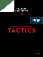 Product Management Tactics Vol 1