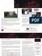 Home for Chrome - Spring 2007 Newsletter
