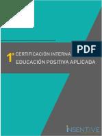 1ra Certificación Internacion en Educación Positiva.docx.PDF