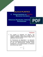 WSB MdC Calculo Plastico-Flexion