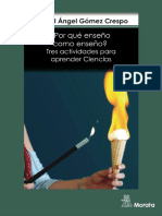 Por qué enseño como enseño_ Tres actividades para aprender Ciencias - Miguel Ángel Gómez Crespo.pdf