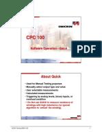 CPC100 (Quick)