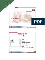 CPC100 (VT Testing)