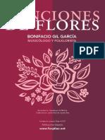 Canciones de flores