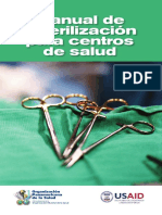 AMR-Manual Esterilizacion Centros Salud 2008