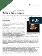 Graciela Brodsky - Contra la ilusión religiosa