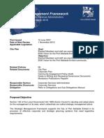 Info StrategicManagementFramework