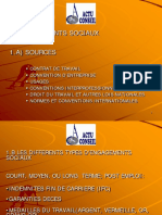 Evaluation Du Passif Social A