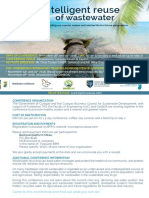 Wastewater Conference Brochure
