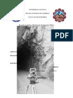 Mecanica de Rocas Karkatera