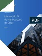 Manual do Pit de Negociações da Clear