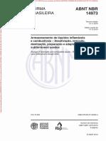 NBR 05037 - 1983 - Fitas Adesivas Sensíveis à Pressão Para Fins de Isolação Elétrica