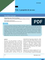 Caso Clinico - Pott