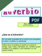 Adverbios I