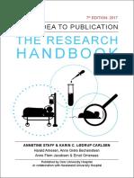 The Research Handbook