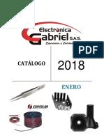 Catalogo Enero 2018 PDF