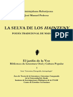 La selva de los hainteny. Poesía tradicional de Madagascar.pdf