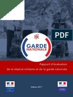 Rapport évaluation RO et GN 2017