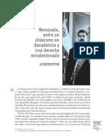 Venezuela, entre un chavismo en decadencia y una derecha envalentonada.pdf