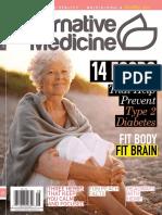 Alternative Medicine - August 2018