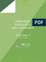 Informe mercado regulado de cannabis noviembre 2018