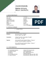 Curriculum Vitae Julian (2)